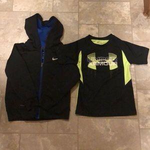 Buy one get one. Nike thermal hoodie